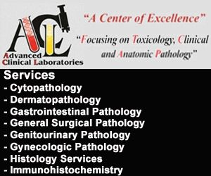 Advanced Clinical Laboratories in Long Beach, California - Cytopathology, Dermatopathology, Gastrointestinal Pathology, General Surgical Pathology, Genitourinary Pathology, Gynecologic Pathology, Histology Services, Immunohistochemistry