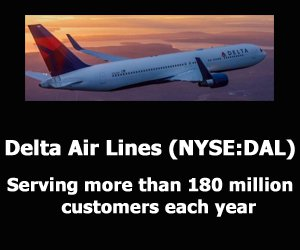 Delta Air Lines, NYSE:DAL