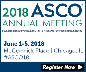 American Society of Clinical Oncology - 2018 ASCO Annual Meeting