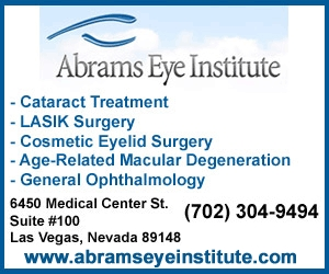 Jack Abrams, M.D. - Abrams Eye Institute, ophthalmologic services, including LASIK surgery and cataract replacement