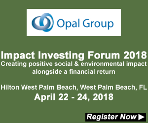 Impact Investing Forum, Impact Investment Forum, Impact investing strategies